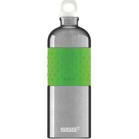 Sigg CYD - Gourde - 1l gris/vert